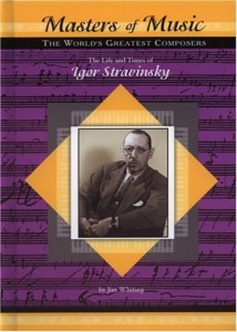 a biography of igor stravinsky the greatest composer of the 20th century Classical music books and online classical biography of great to igor stravinsky for the one of the greatest composers of the 20th century.
